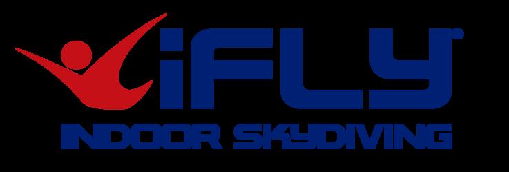 iFly Logo Davie Florida