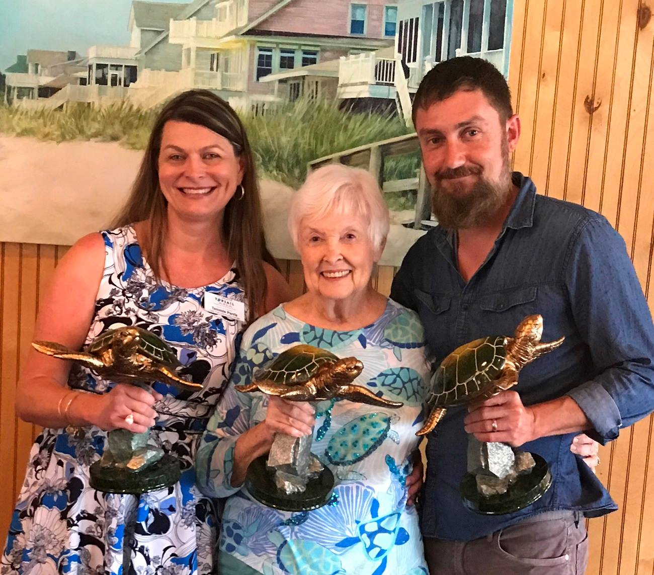 Topsail Chamber of Commerce Award Winners 2017
