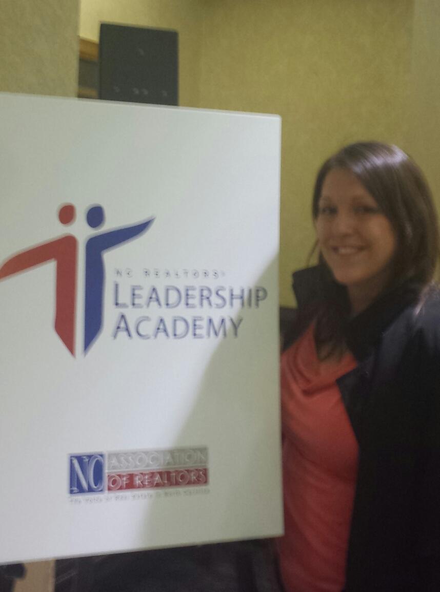 Christina Asbury - NCAR Leadership Academy 2014