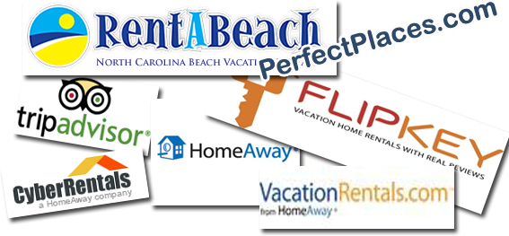 Lewis Realty Topsail Island Vacation Rentals Marketing Partners