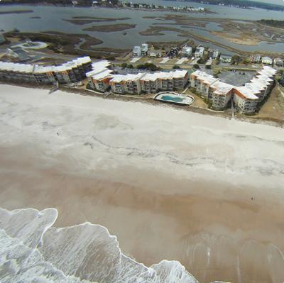 Topsail Dunes - North Topsail Beach