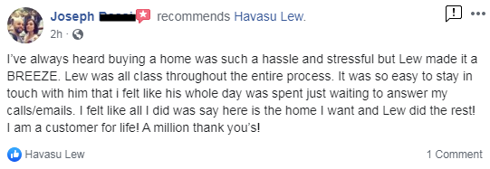 lew jabro client reviews