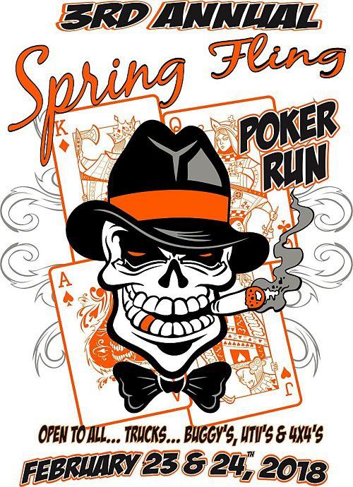 Spring Fling Poker Run 2018