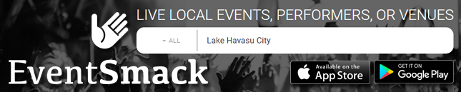 EventSmack - Local Havasu Events
