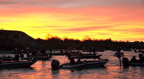 Colorado River Pro-Teams Bass Tournament 2018