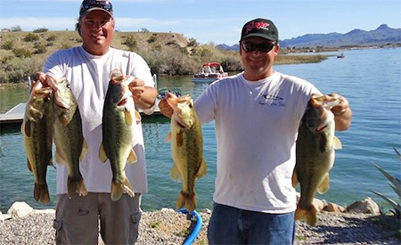 Lake Havasu fishing tournament