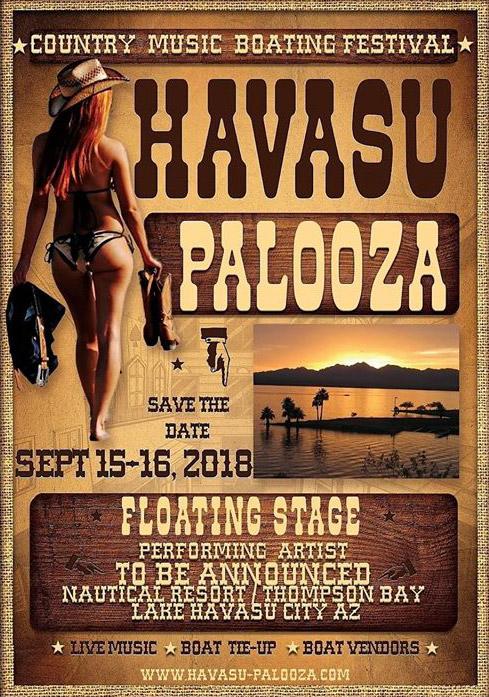 Havasu Palooza Music Festival