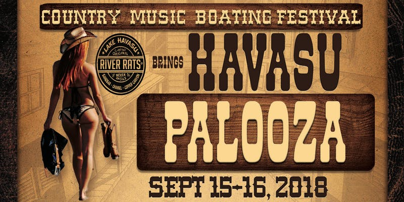 Havasu Palooza Country Music Boating Festival