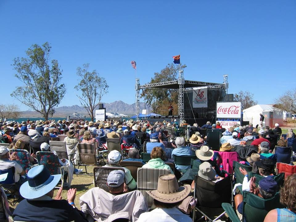 Lake Havasu Bluegrass on the Beach Music Festival 2019