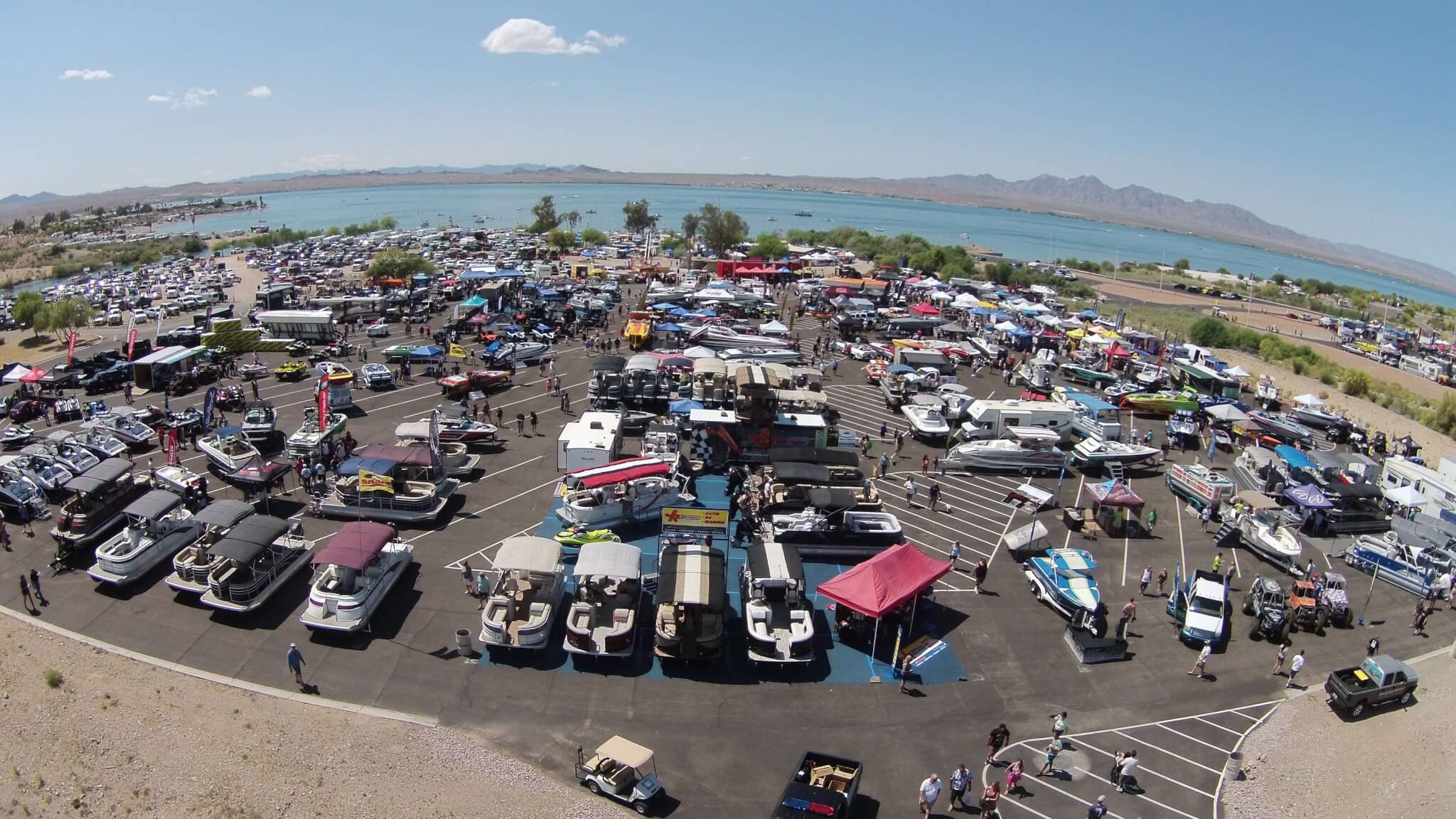 lake havasu sand water rv expo