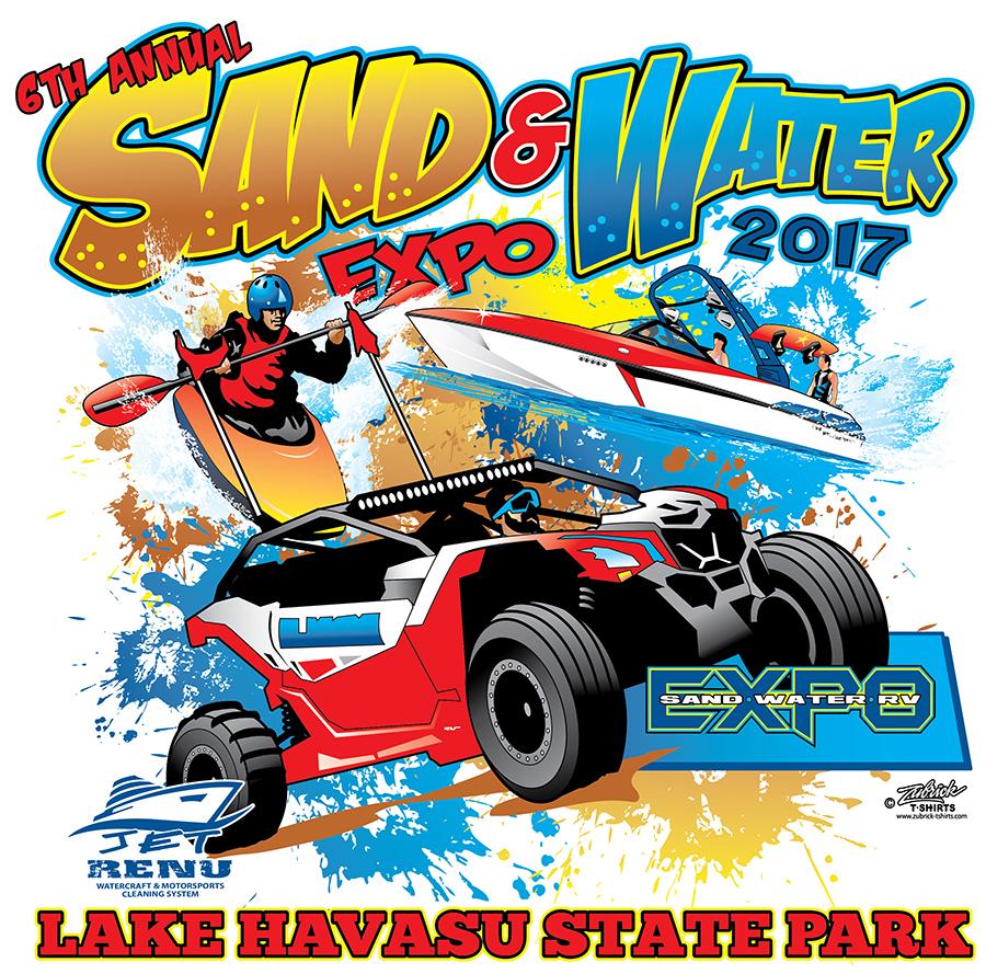 Lake Havasu Sand Water and RV Show 2017