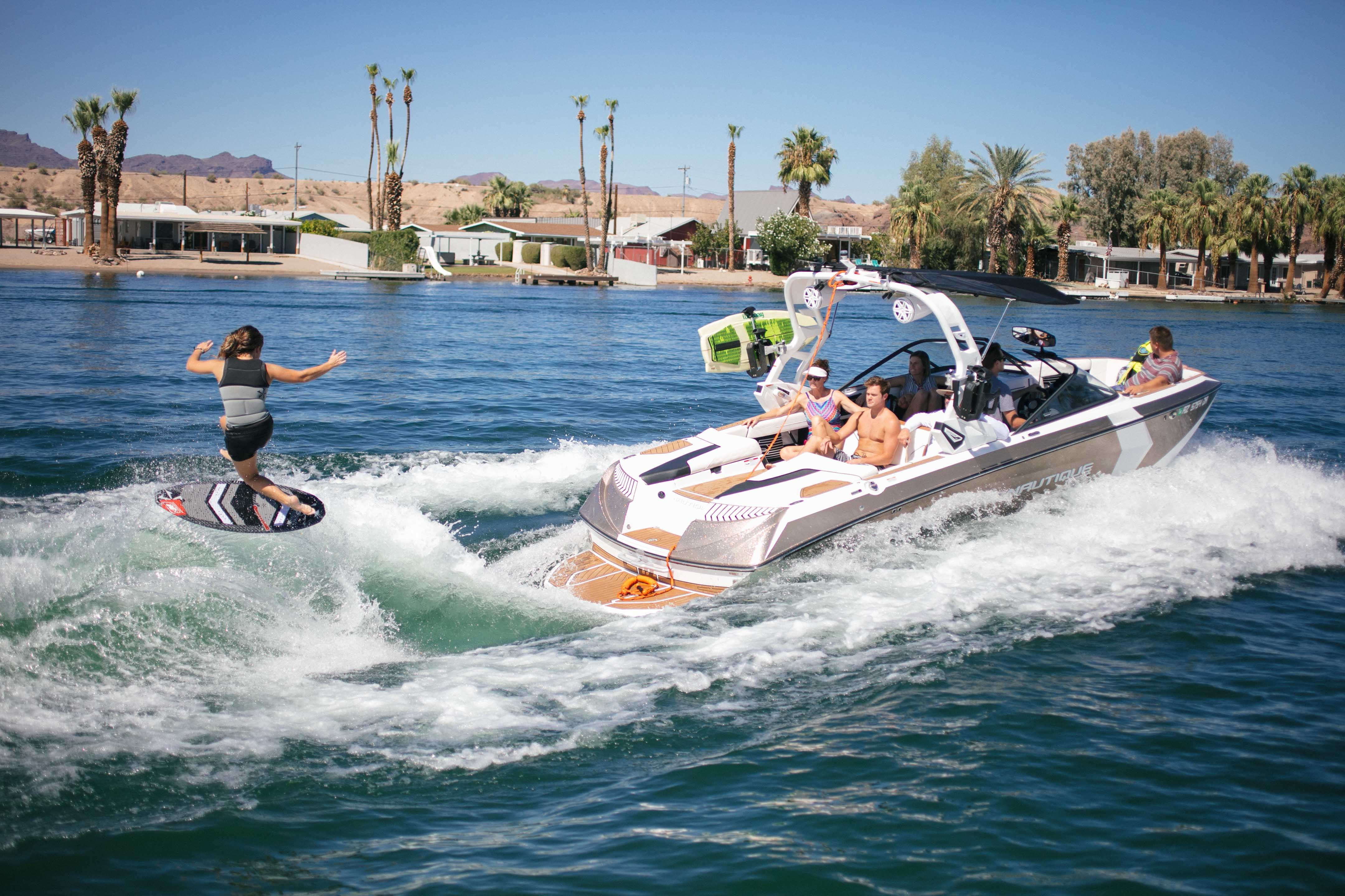 Southwest Nautique Regatta Parker