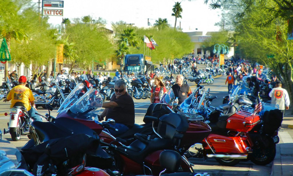 River Riders Toy Run Lake Havasu
