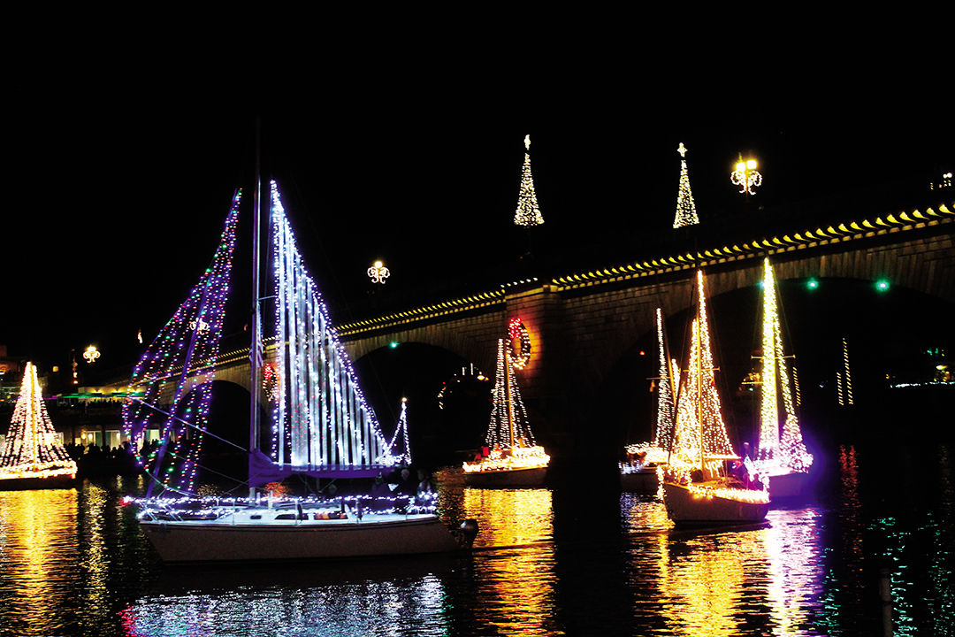 Lake Havasu Boat Parade of Lights