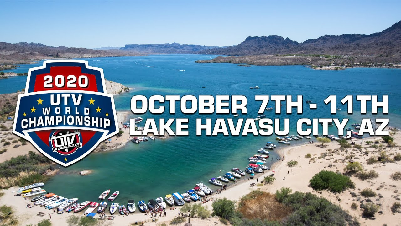 UTV World Championship Lake Havasu 2020