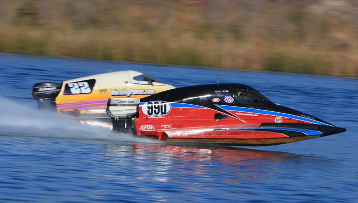 havasu boat races