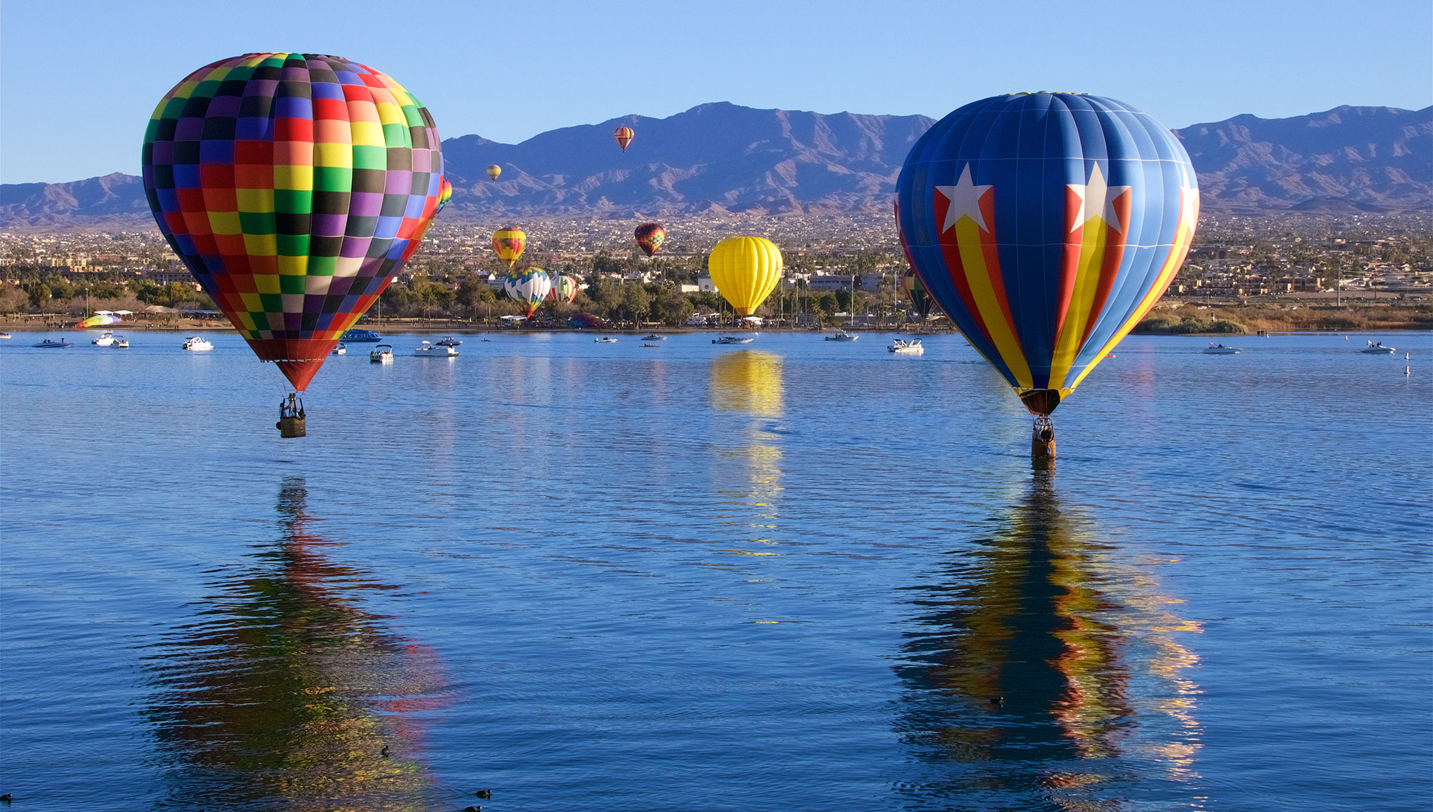 Lake Havasu Balloon Fest 2018