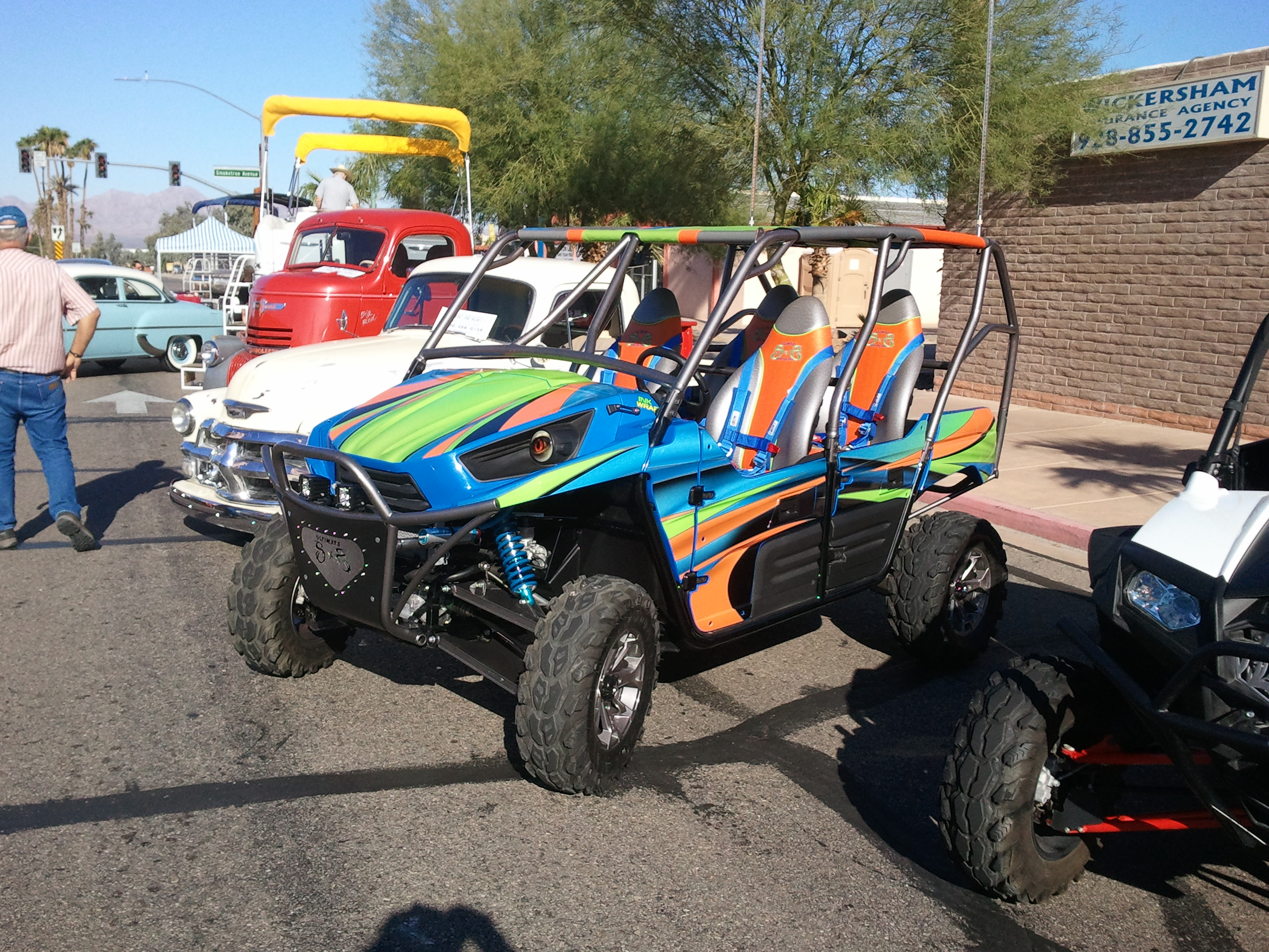 lake havasu city Big Boys Toys on Main