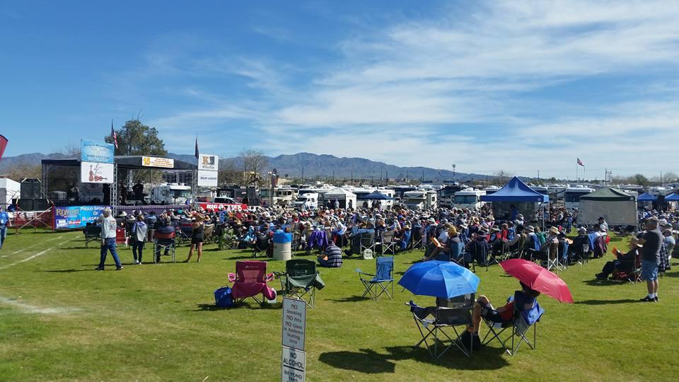 Bluegrass music festival Lake Havasu