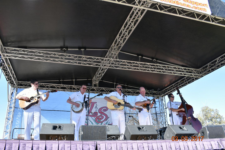 Bluegrass on the Beach Festival 2018