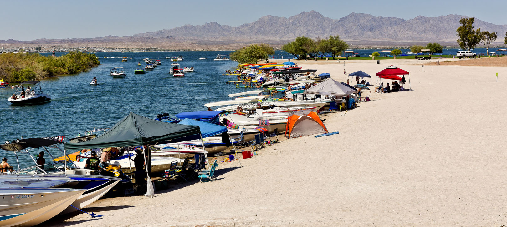 Lake Havasu City boating