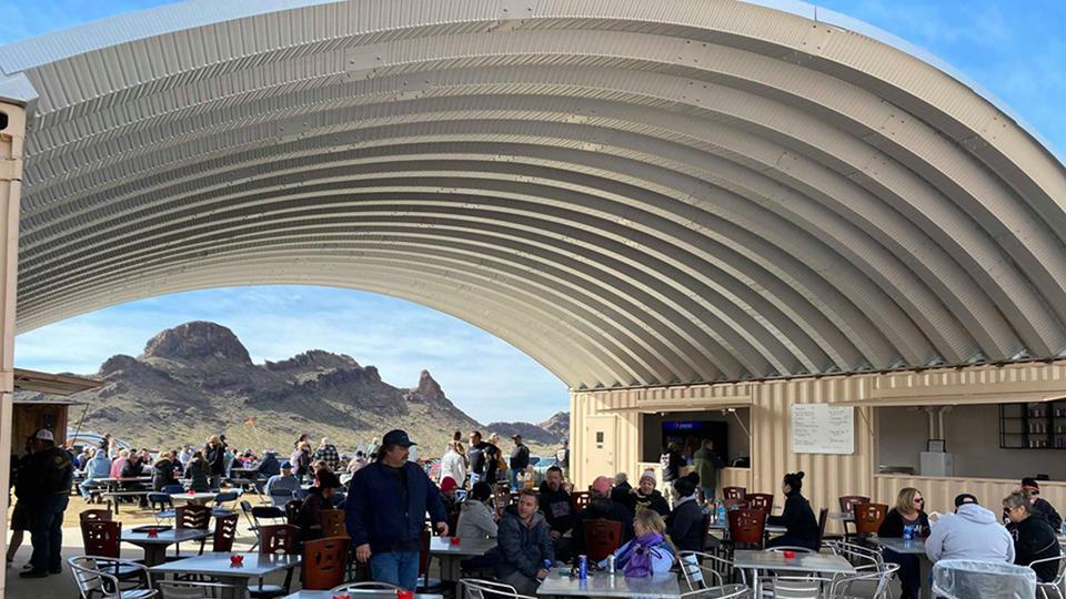 The Bunker Bar Lake Havasu AZ