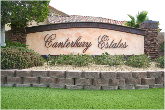 Canterbury Estate in Lake Havasu City