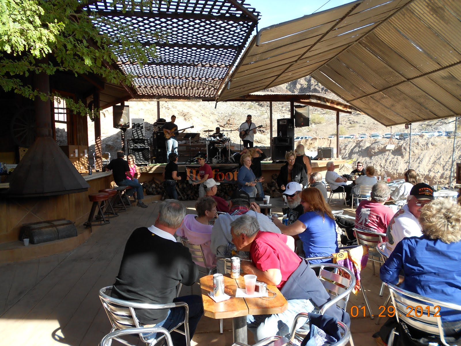 Bands at Desert Bar in Lake Havasu