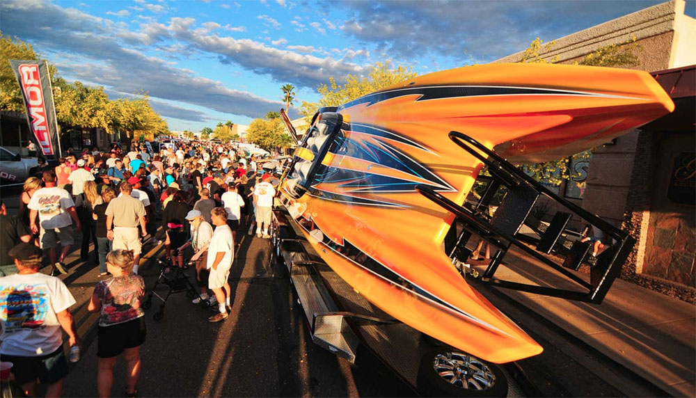 Desert Storm shootout Lake Havasu