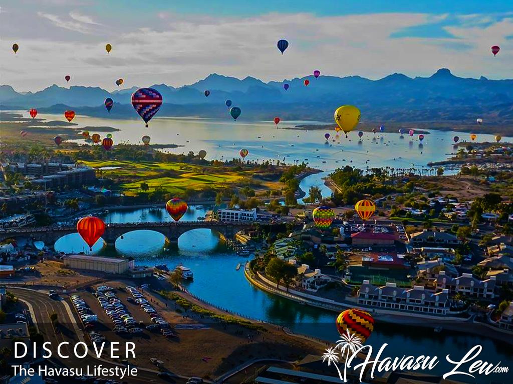 Lake Havasu balloon fest