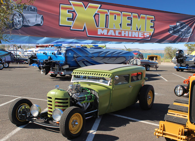 Annual Extreme Machines Lake Havasu