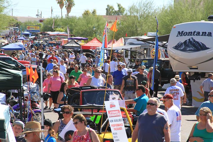 Extreme Machines Lake Havasu
