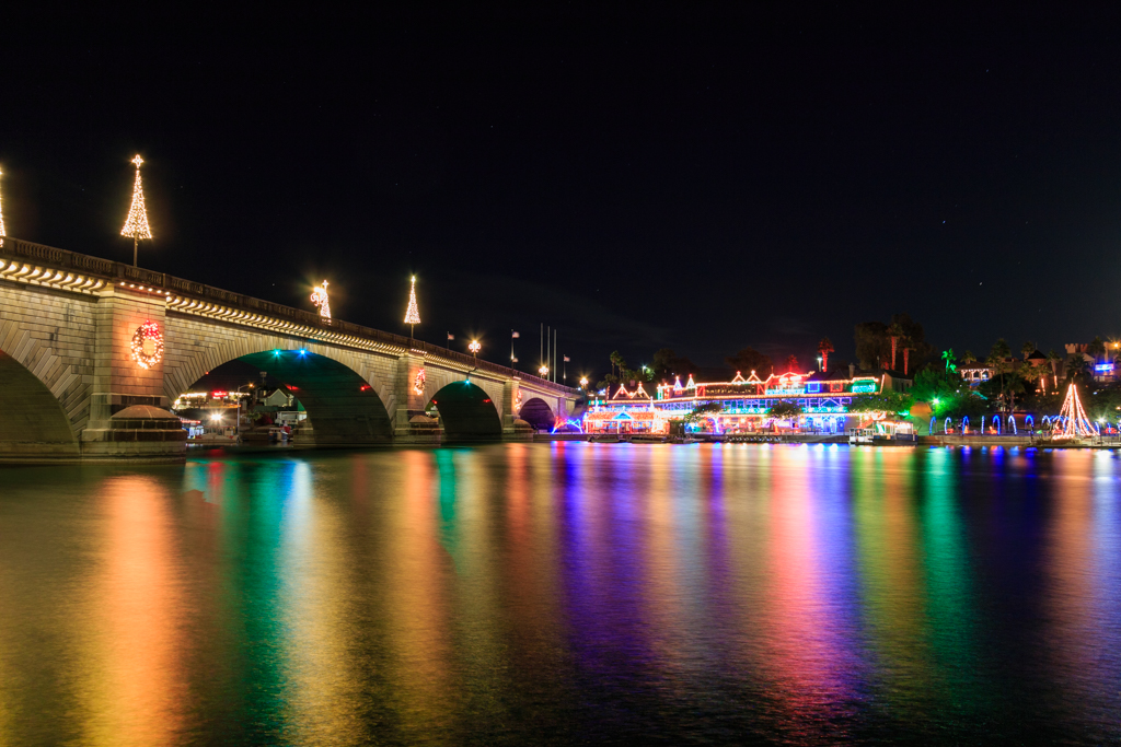 Lake Havasu Festival of Lights 2019