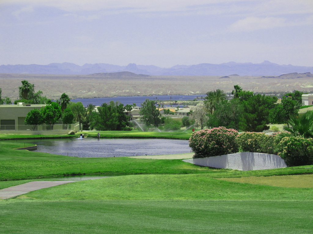 Lake Havasu golf course