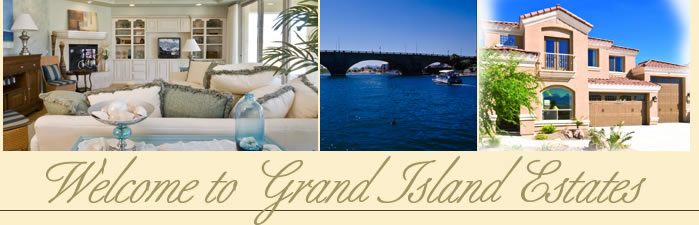 Grand Island Estates on the island in Lake Havasu City