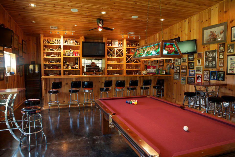 Amazing Man Cave Design Ideas