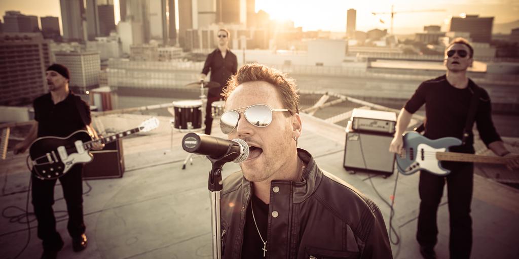 LA Vation - U2 tribute band