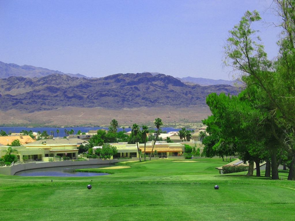 Lake Havasu golf club