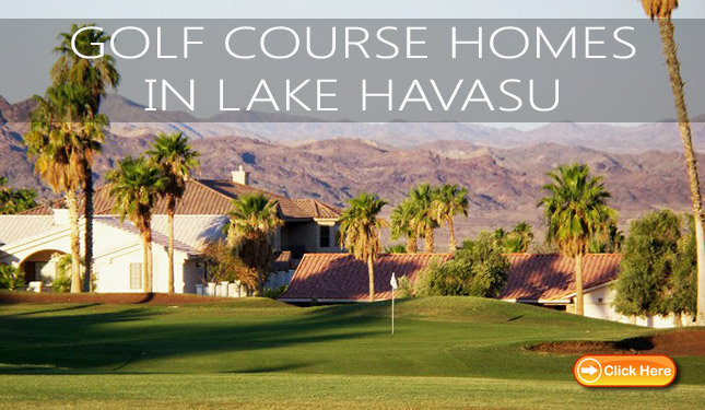 golf course homes for sale in Lake Havasu