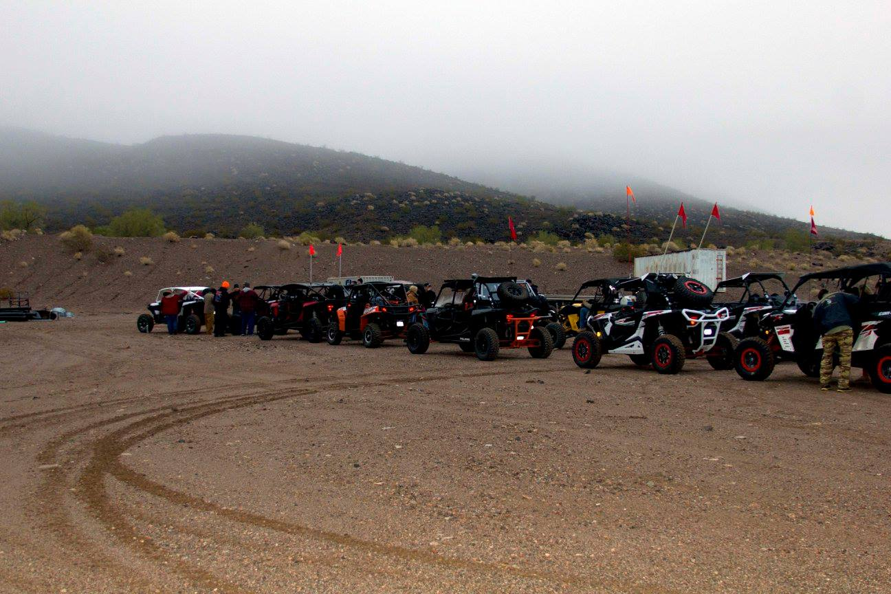 Desert Hills SXS Poker Run