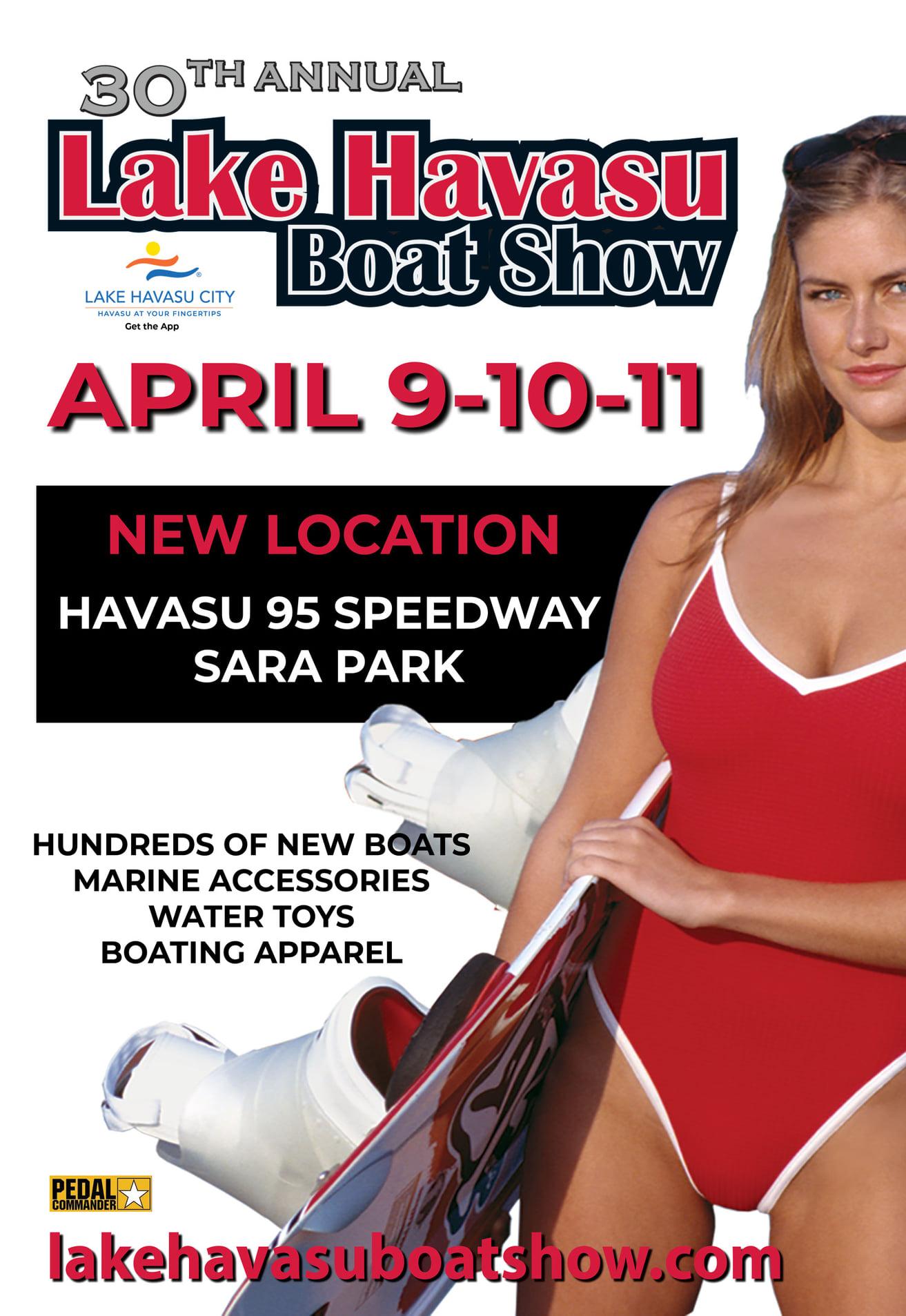 2021 lake havasu boat show