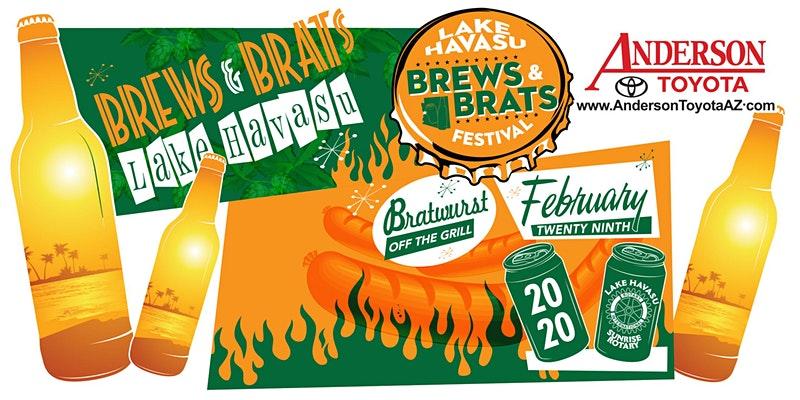 Brews & Brats Lake Havasu AZ