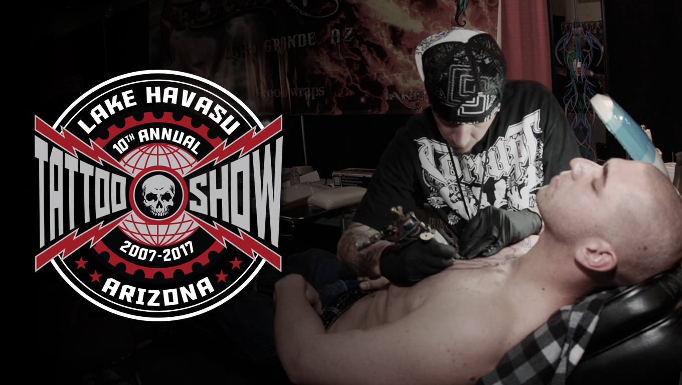 Lake Havasu Tattoo Show 2017