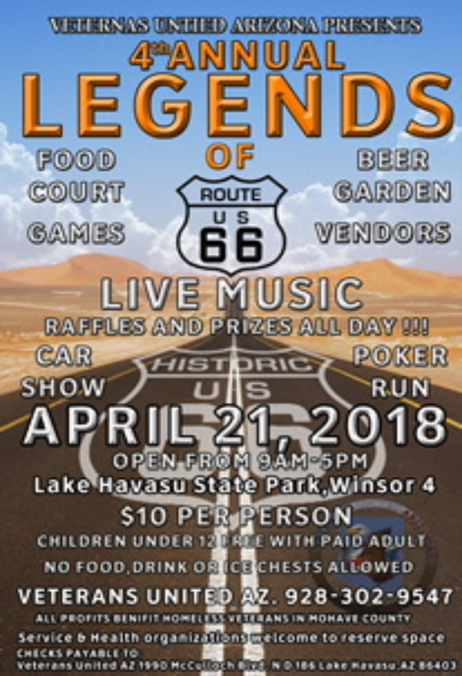 Lake Havasu Legends of Route 66