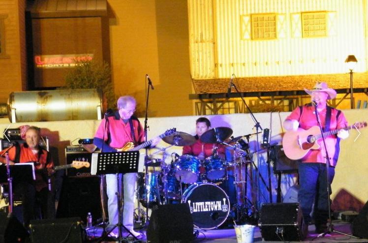 Littletown Band Lake Havasu