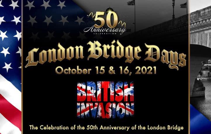 London Bridge Days 50th anniversary