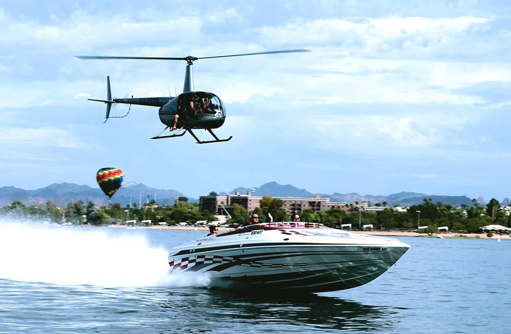 monster storm poker run lake havasu