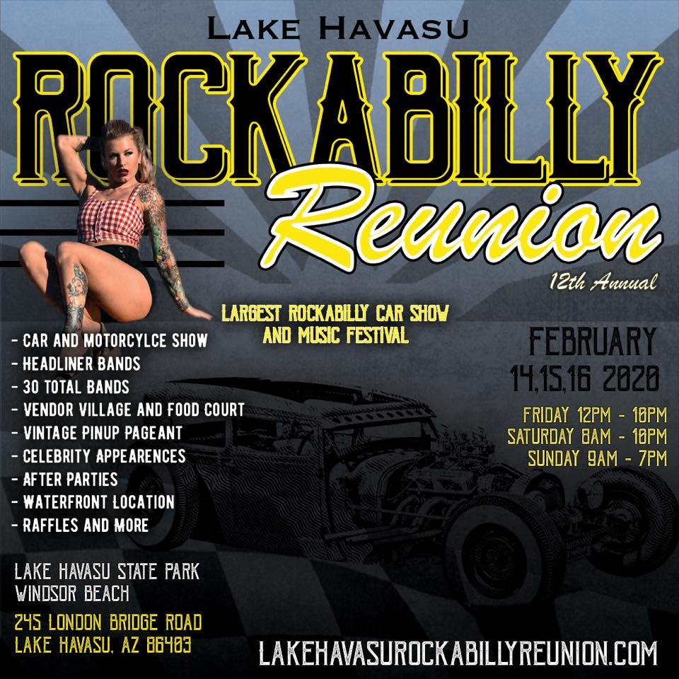 Rockabilly Reunion Lake Havasu