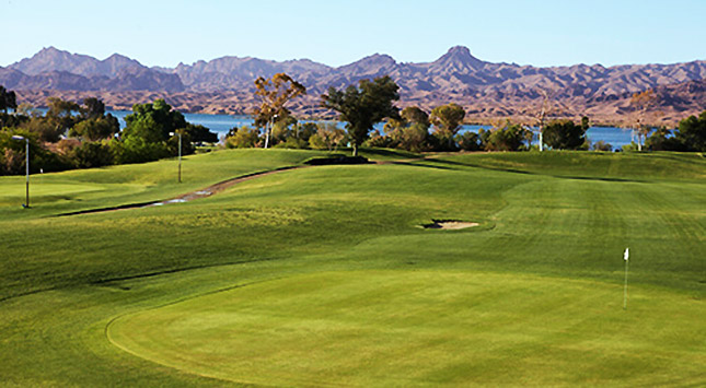 Lake Havasu golf courses