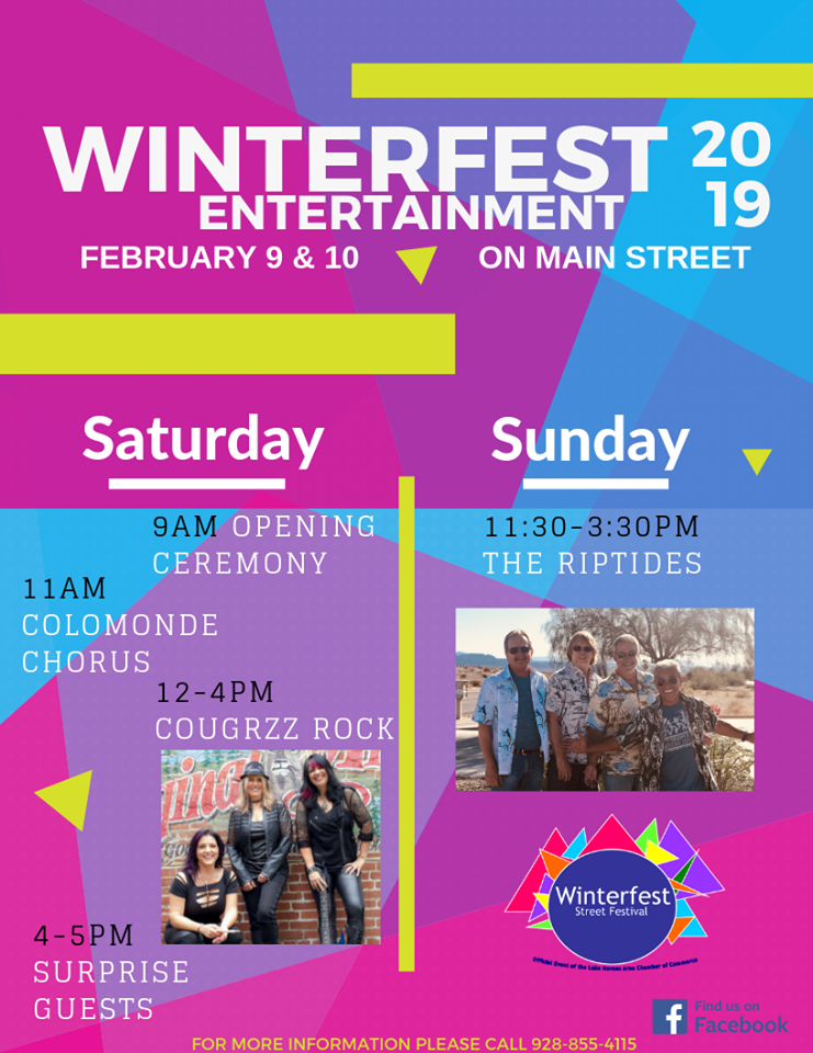 Winterfest Lake Havasu 2019